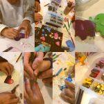 奈良,王寺,奈良チョークアート,ぎんのいすARTWORKS,チョークアートワークショップ