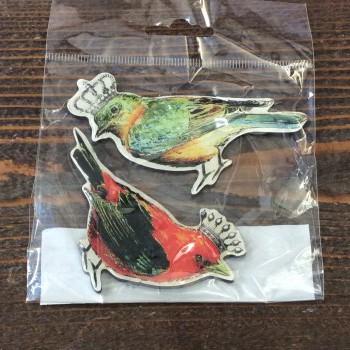 奈良雑貨屋ぎんのいす:鳥雑貨
