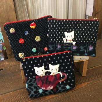 奈良雑貨屋ぎんのいす:古布手作り雑貨