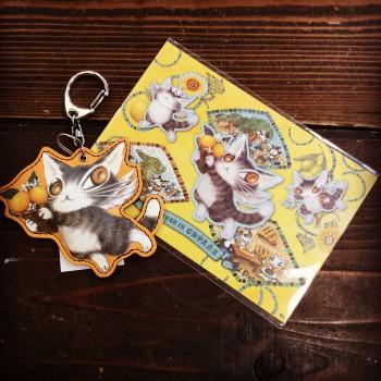奈良雑貨屋ぎんのいす:猫のダヤン