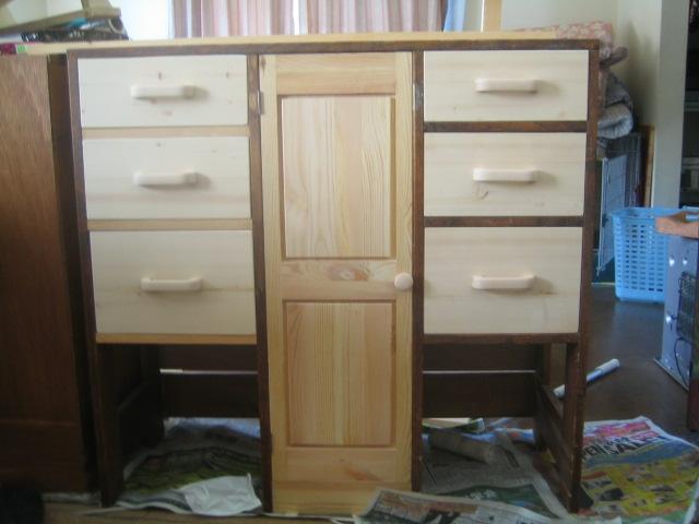 木工家具を色々作ってみた*自宅リフォーム編5/ぎんのいすへの道