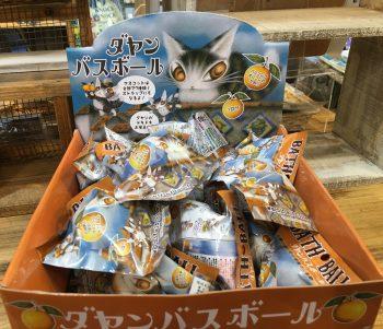 奈良,王寺,雑貨屋ぎんのいす,わちふぃーるど 猫のダヤン,ダヤンバスボール