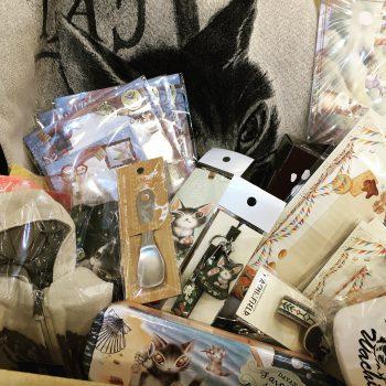 奈良,ぎんのいす,王寺駅前,雑貨屋,奈良雑貨屋,猫雑貨,わちふぃーるど,猫のダヤン,ダヤン,BABYダヤン,